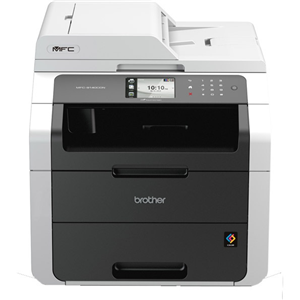 Brother MFC9140CDN 22ppm Colour Laser MFC Printer