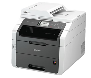 Brother MFC9340CDW 22ppm Colour Laser MFC Printer WiFi *$150 CBK*