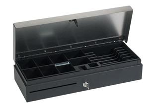 Maken FT460 Cash Drawer Stainless Steel Flip Lid 24V