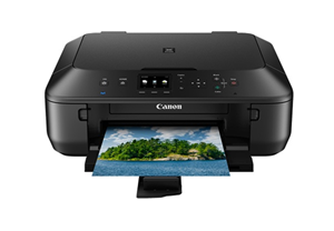 Canon MG5560 Inkjet Multifunction Printer 12/9ipm Wireless 5 inks