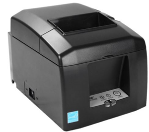 Star Micronics TSP654IIE-WEBX Thermal Printer, Auto Cutter, Ethernet