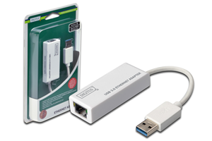 Digitus Gigabit Ethernet USB 3.0 Adapter 0.15m