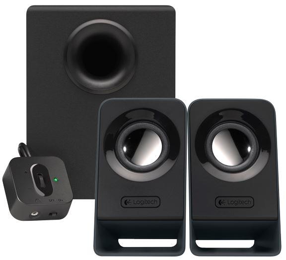 Logitech Z213 2 1 Channel 7w Multimedia Speakers From Dove