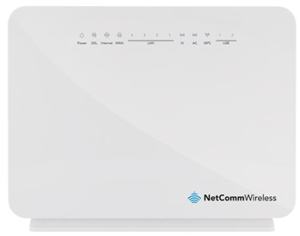 Netcomm NF8AC AC1600 Gigabit Modem Router