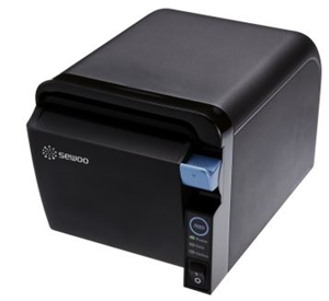 Sewoo LK-TE25P USB/Parallel Front Loading Thermal Receipt Printer