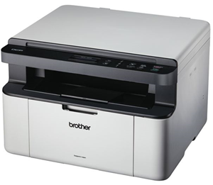 Brother DCP1610W 20ppm Mono Laser MFC Printer WiFi