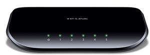 TP-Link SG1005D 5 Port Gigabit Switch Plastic Case