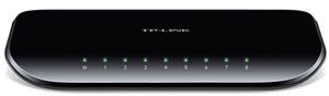 TP-Link SG1008D 8 Port Gigabit Switch Plastic Case
