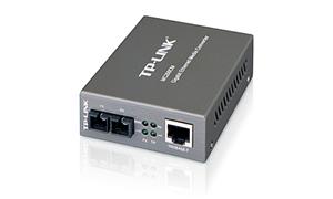 TP-Link MC200CM Gigabit RJ-45 to Multi-mode SC Fibre Converter