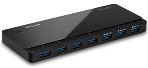 TP-Link UH700 USB 3.0 7 Port Powered Hub