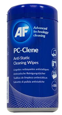 AF PC-Clene Anti-Bacterial PC Wipes Tub
