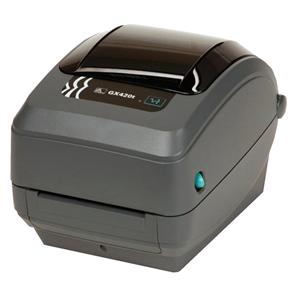 Zebra GK420DT Thermal Direct Printer Ethernet/USB 4 inch