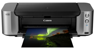 Canon PIXMA Pro-100S A3 8 Ink Professional Inkjet Printer