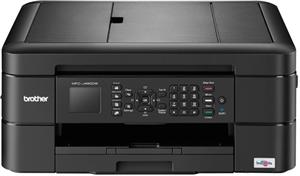 Brother MFCJ480DW 27ppm Colour Inkjet MFC Printer WiFi