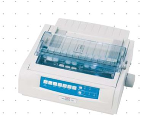 "OKI ML720P 9 Pin 10"" Dot Matrix Printer"