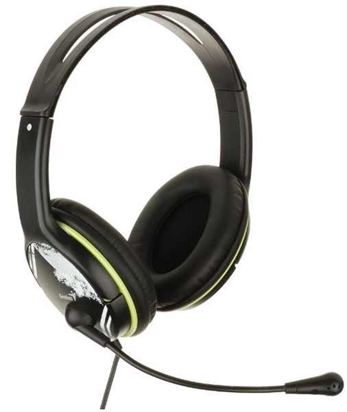 Genius HS-400A Rotational Headset From Dove Electronics