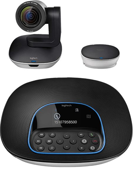 Logitech Group Video Conferencing System From Dove Electronics