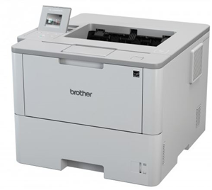 Brother HLL6400DW 50ppm Mono Laser Printer WiFi
