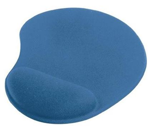 Ednet Mouse Pad with Gel Wrist Rest