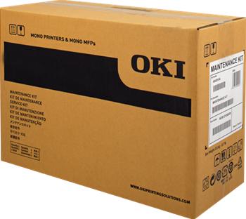 Okidata b6300 fuser unit