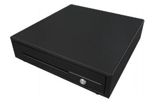 Maken CK-420 Cash Drawer Black Front 24V