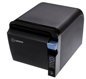 Sewoo SLK-TE25E USB/Ethernet Front Loading Thermal Receipt Printer
