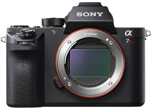 Sony Alpha A7R II 42.4MP Full Frame Mirrorless E Mount Body Only