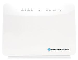 Netcomm NF10WV VDSL/ADSL/UFB Router N300 Voice