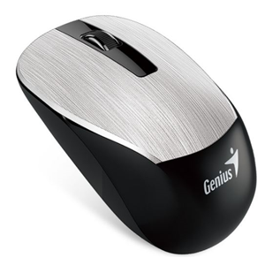Genius NX-7015 Anywhere Wireless Mouse Silver