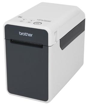 Brother TD2120N Desktop Thermal Label & Receipt Printer