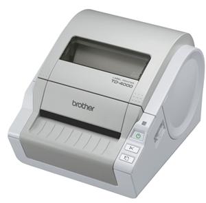Brother TD4000 Desktop Barcode Label Printer