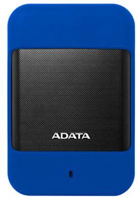 "ADATA HD700 Durable 2.5"" USB 3.0 1TB Blue External HDD"