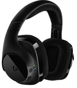 Logitech G533 Wireless Dts 7 1 Surround Gaming Headset