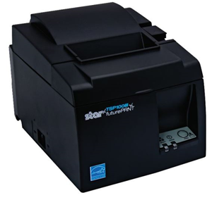 Star TSP143IIIBI Grey Bluetooth Thermal Receipt Printer