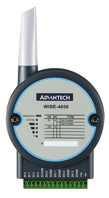 Advantech WISE-4050 4Ch Dig In/Out IoT Wireless I/O Module