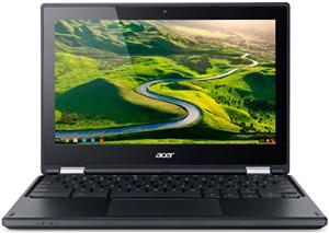 """Acer C738T Touch Chromebook 11.6"""" N3150 4GB 16GB HDMI Flip 3yr wty"""