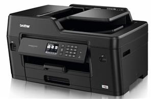 Brother MFCJ6530DW 35ppm A3 Inkjet Multi Function Printer