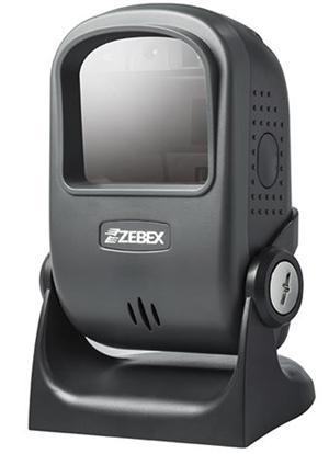 Zebex Z-8072 Plus Hands-Free 2D Image Scanner USB Black