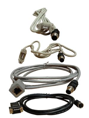 Advantech SPC-1840WP-MCKE M12 Cable Kit For SPC