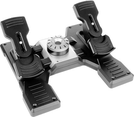 Logitech G Flight Rudder Pedals From Dove Electronics