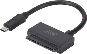 "Digitus USB Type-C to SATA Adapter Cable for 2.5"" SSD/HDD"