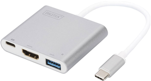 Digitus USB Type-C to HDMI Multiport Adapter with Power Delivery