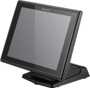 "AdvanPOS UPOS 530D-AST00 15"" P-CAP Touch J1900 4GB No HDD No O/S"