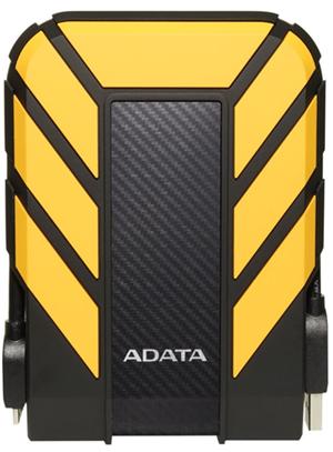 ADATA HD710 Pro Durable USB3.1 External HDD 1TB Yellow