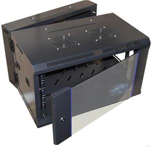 Digitus RX12U Swing Wall Cabinet 635(H)x600(W)x550(D)mm