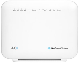 Netcomm NF18ACV VDSL/ADSL/UFB Router AC1600 Voice