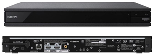 Sony UBPX800 Ultra HD Blu Ray Player