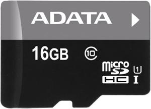 ADATA Premier microSDHC UHS-I Card 16GB