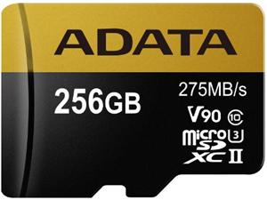 ADATA Premier ONE V90 UHS II Micro SDXC Card 256GB