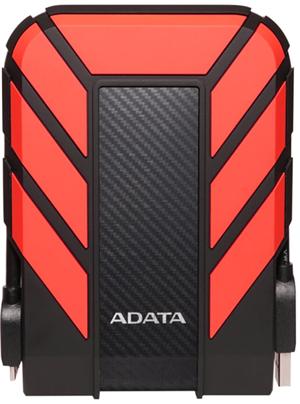 ADATA HD710 Pro Durable USB3.1 External HDD 1TB Red